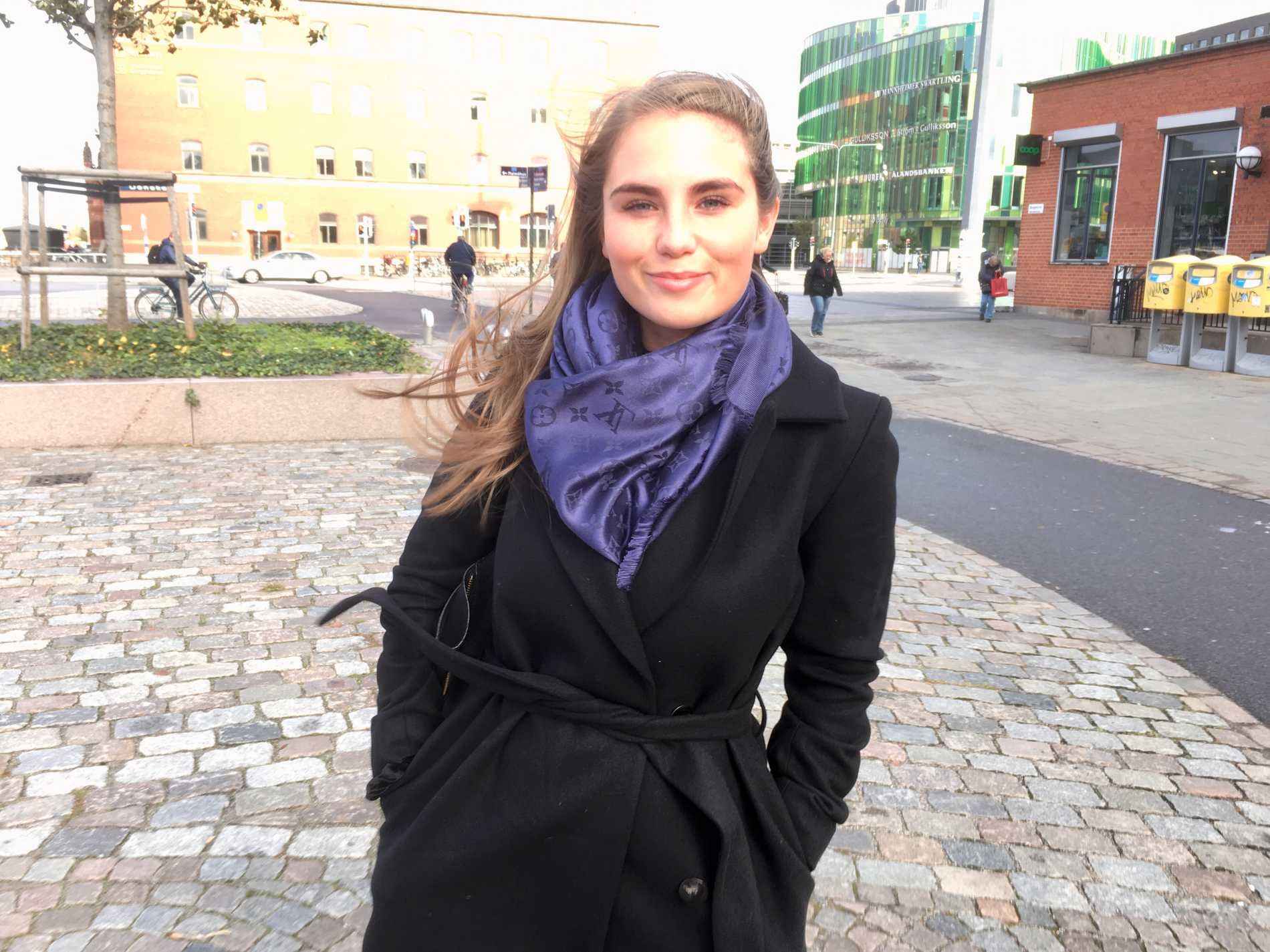 Nina Dragicevic.