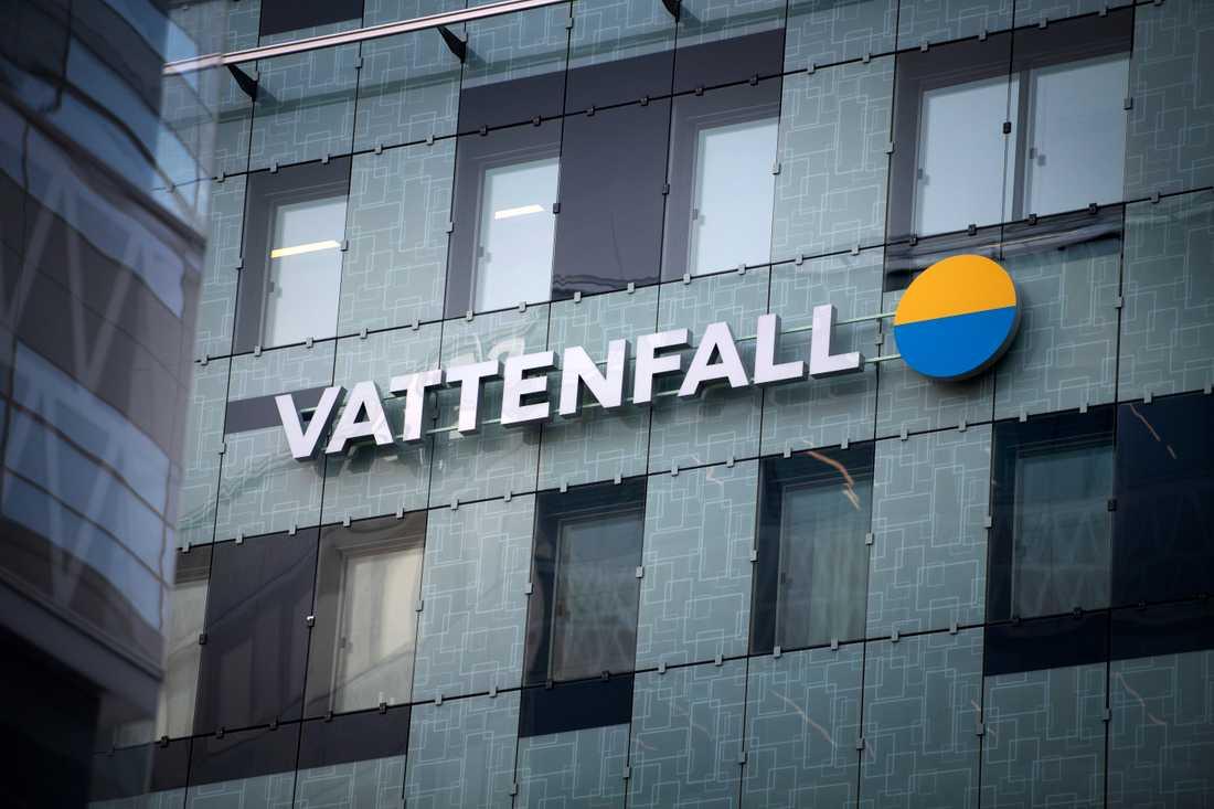 En miljardförlust för Vattenfall bidrog till att dra ned vinsterna för bolag med statligt ägande, enligt en färsk rapport från Regeringskansliet. Arkivbild.
