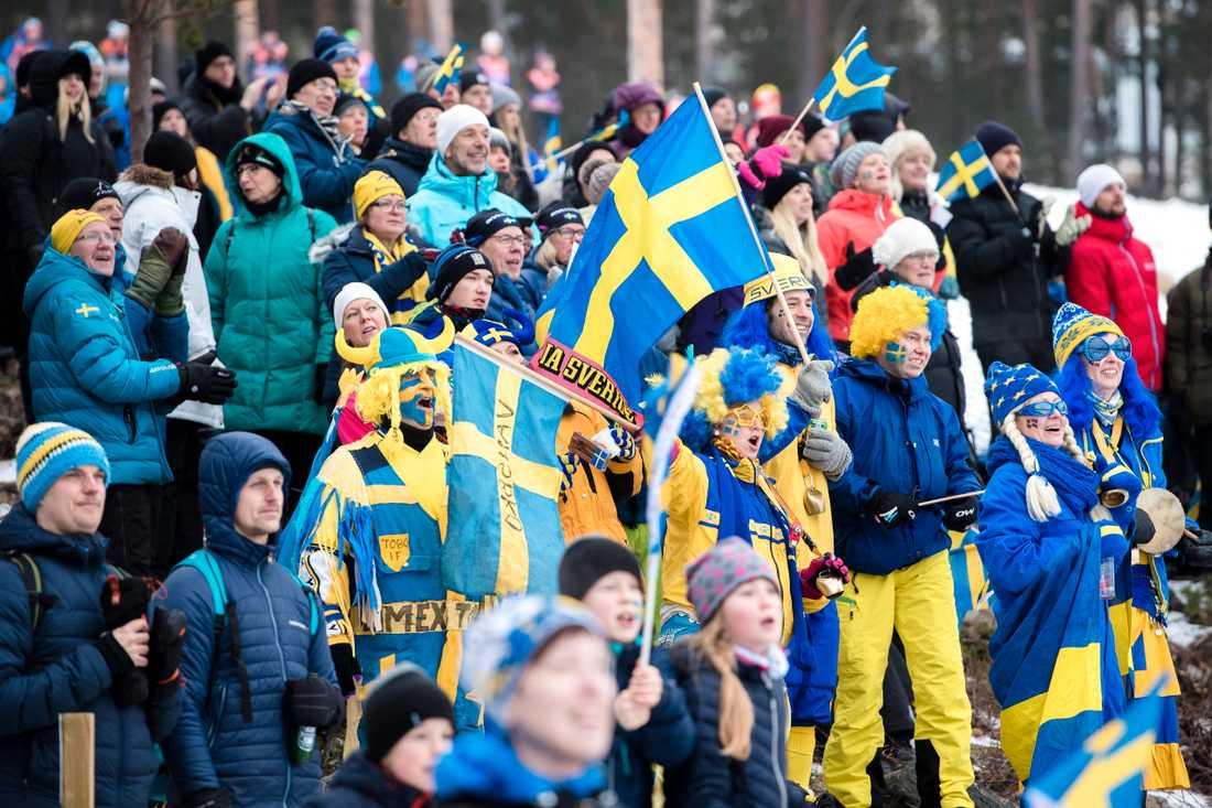 Publikfest i Falun 2017.