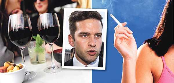 Sammantaget hotar femton nya förbud bara på alkohol- och tobaksområdet. Gabriel Wikström gör onekligen skäl för epitetet förbudsministern, skriver debattören.