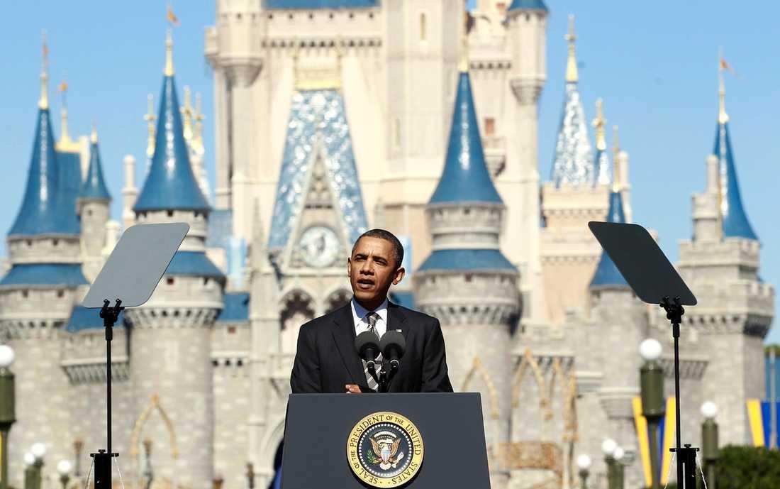 GÅR TILL ATTACK Barack Obamas tre år som president har inneburit kris, kris och åter kris.