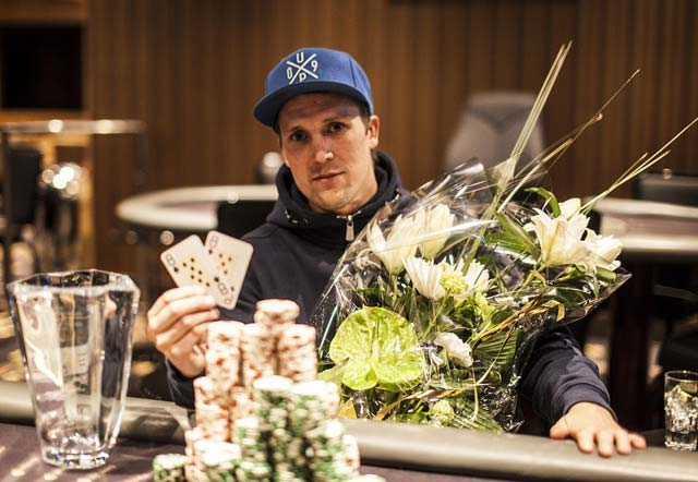 Magnus Karlsson vann Svenska Spels poker-SM på Casino Cosmopol.