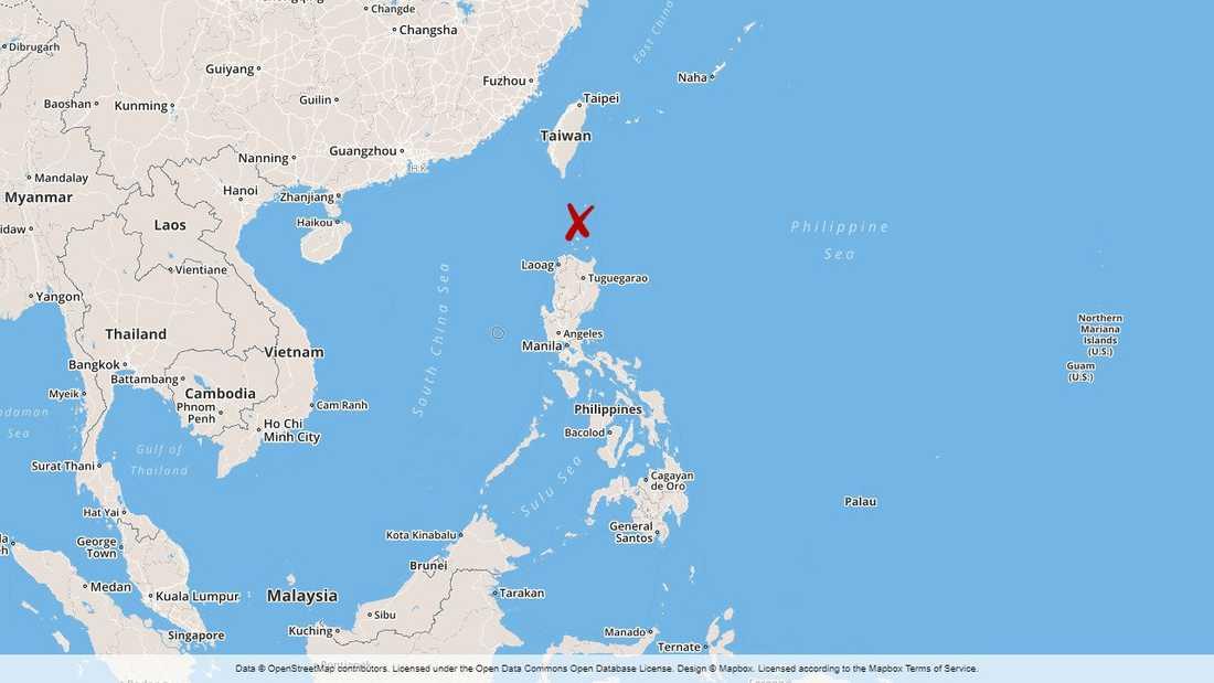 Två kraftiga skalv har drabbat norra Filippinerna.