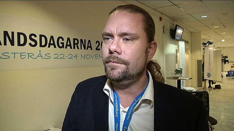 Jörgen Fogelklou beskrivs som en av Jimmie Åkessons nära förtrogna.