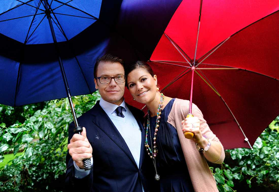 Having a baby The Swedish Crown Princess and her husband, Prince Daniel, are expecting their first child.