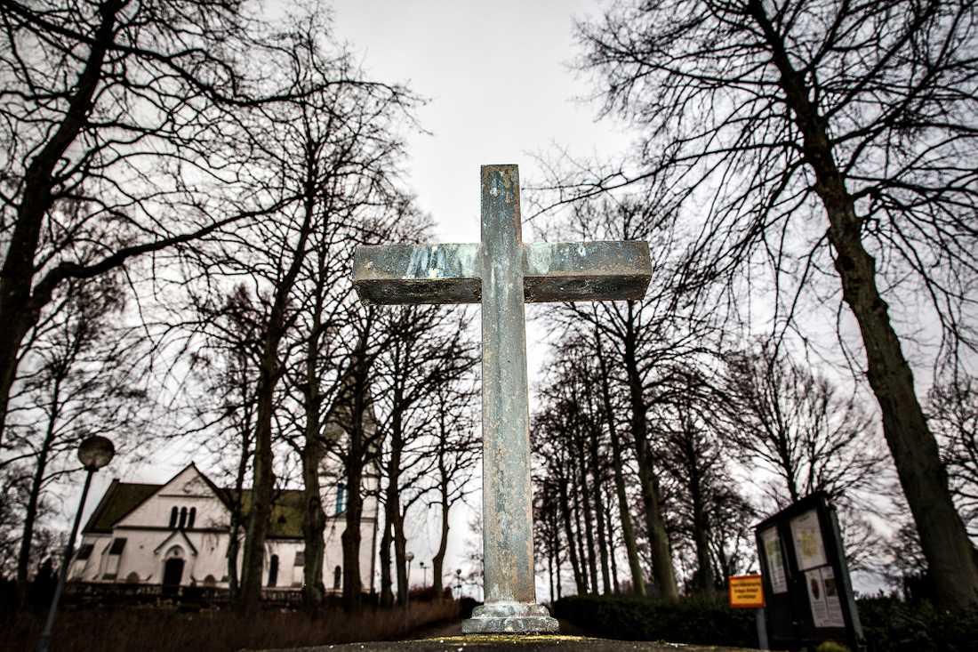Kyrkogård i Malmö.