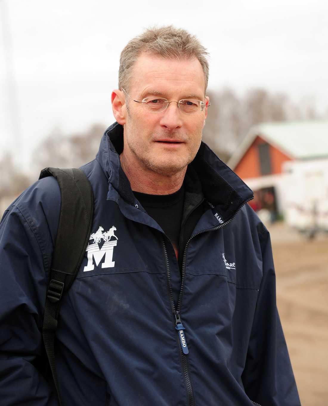 Thomas Knutsson, sportchef på Mantorp
