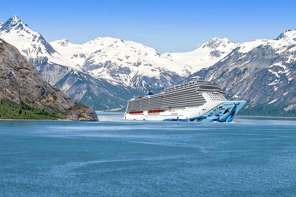 Norwegian Bliss blir en av årets mest spektakulära sjösättningar.