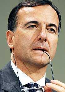 Franco Frattini.