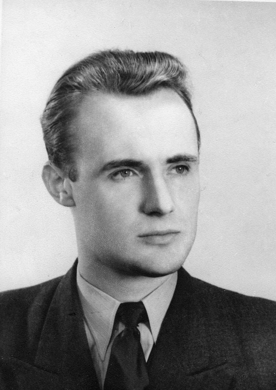 Ingvar Kamprad 25 år gammal.