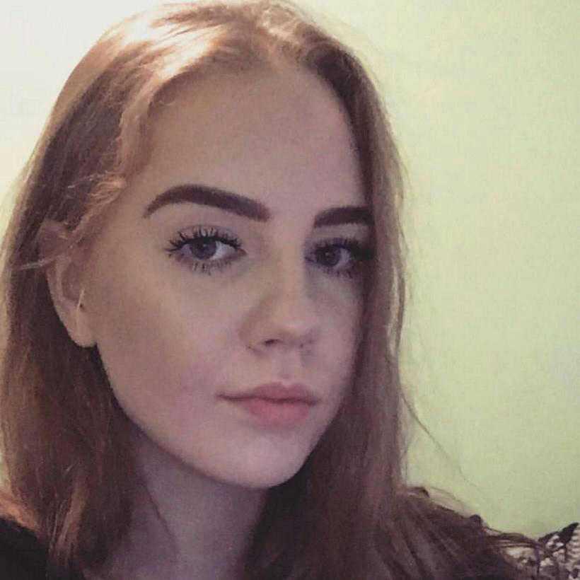 Birna, 20, är försvunnen och söks av polis.