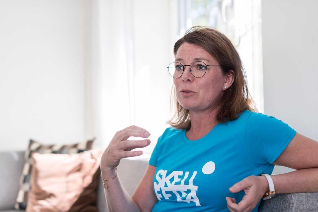 Turismen ökar kraftigt i Skellefteå. Maria Broman, vd för Visit Skellefteå, pekar på kommunens satsning som viktig.
