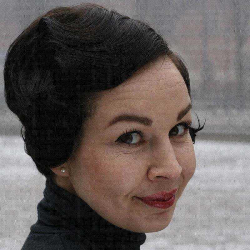 Nina Strandberg är ordningskonsulent och hjälper folk att reda ut sitt kaos.