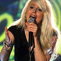"""Amanda var först ut med Bruce Springsteens """"Born to run""""."""