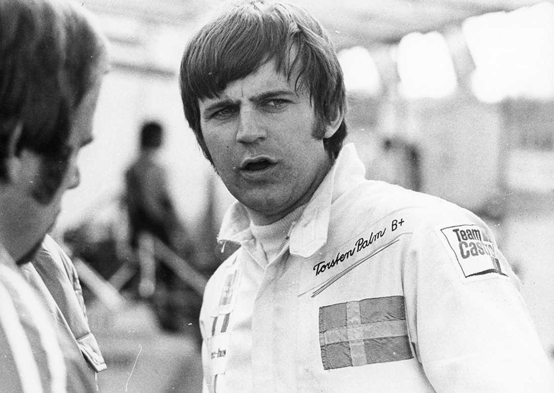 Torsten Palm Född: 23 juli 1937. År i F1: 1975. GP-starter: 1, Anderstorp. Han blev 10:a.