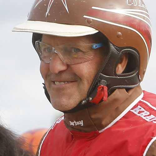 Carl-Ivar Larsson, proffstränare på Östersund.
