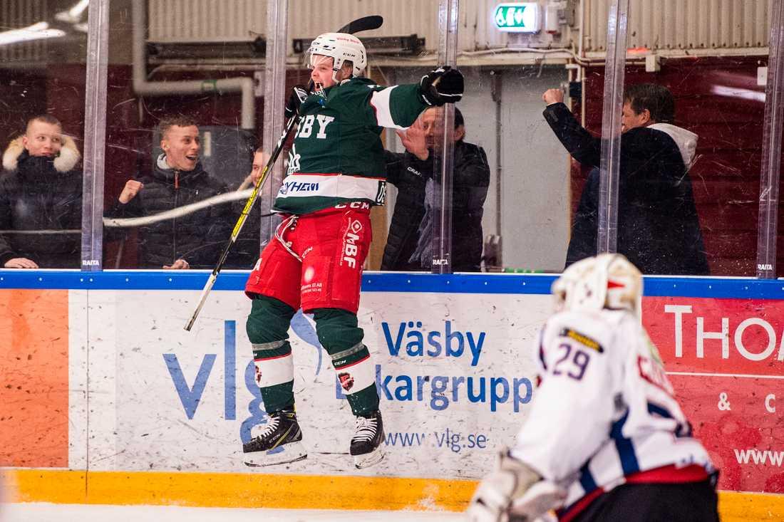 Väsby är redo att ersätta Karlskrona i hockeyallsvenskan