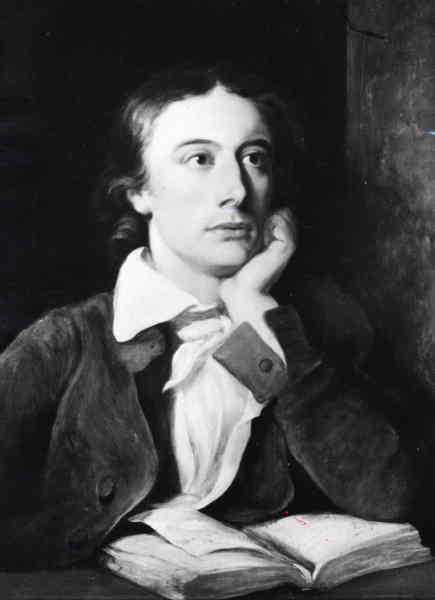 """3. Brittiske poeten John Keats tog 1819 modet till sig och skrev till sin granne Fanny Brawne och berättade han inte kunde leva utan henne """"Min käraste flicka, i detta ögonblick har jag satt mig för att kopiera några verser ur mässan. Jag kan inte fortsätta med hopp om någon grad av innehåll. Men jag måste skriva till dig, en rad eller två, för att se om det kan få mig att glömma bort dig bara för ett ögonblick. Vid min själ kan jag inte tänka på något annat . (…) Jag skulle vara otröstligt olycklig utan hoppet av att få se dig igen. (…) Din för evigt, John Keats"""""""