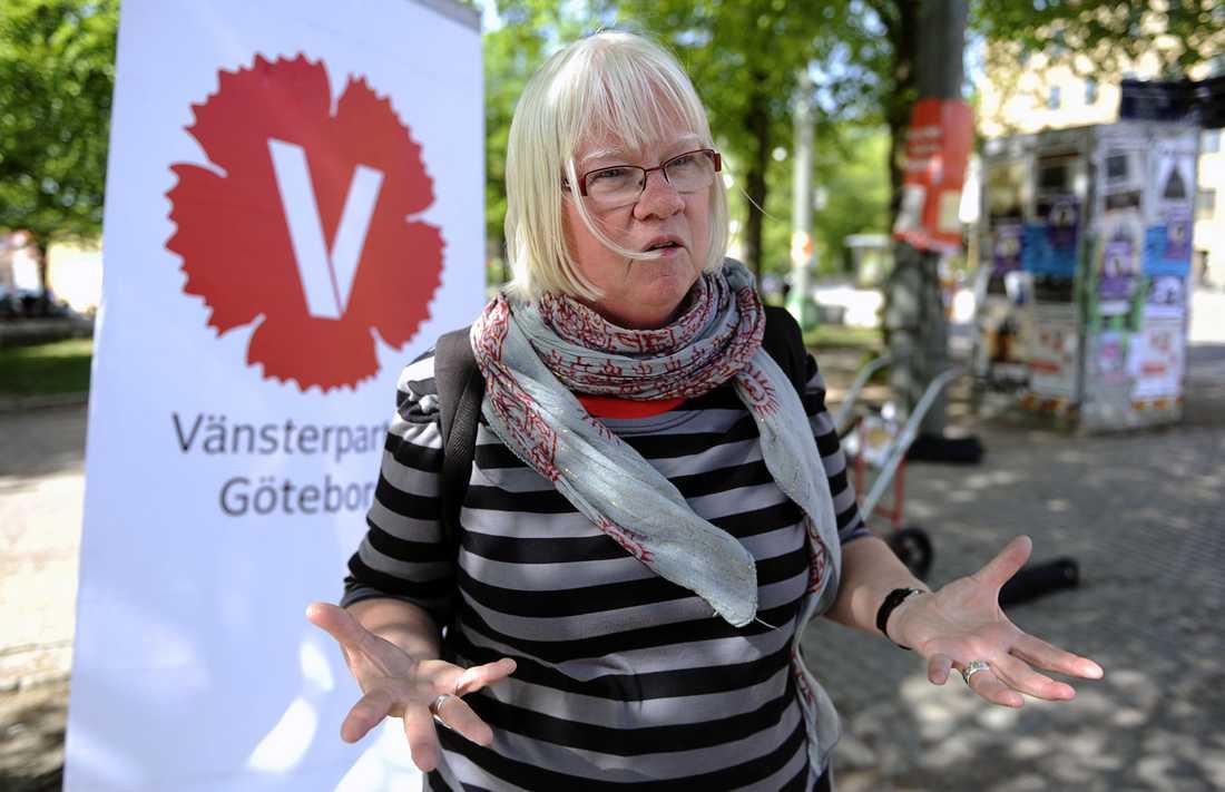 Eva Olofsson.