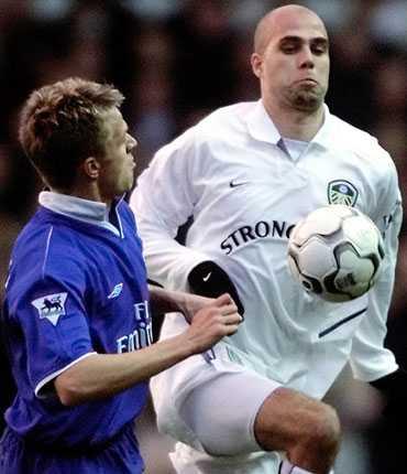 Teddy Lucic i Leeds 2002.