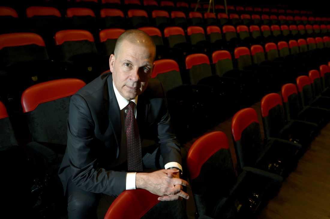 Benny Fredriksson, vd för Kulturhuset Stadsteatern