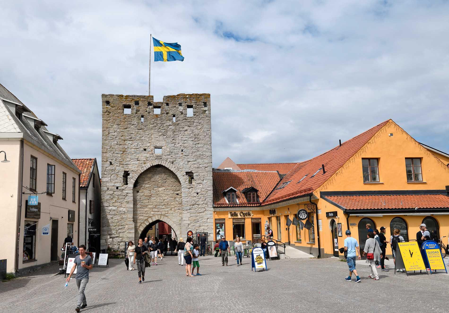 Svenskarna skippade påskresorna