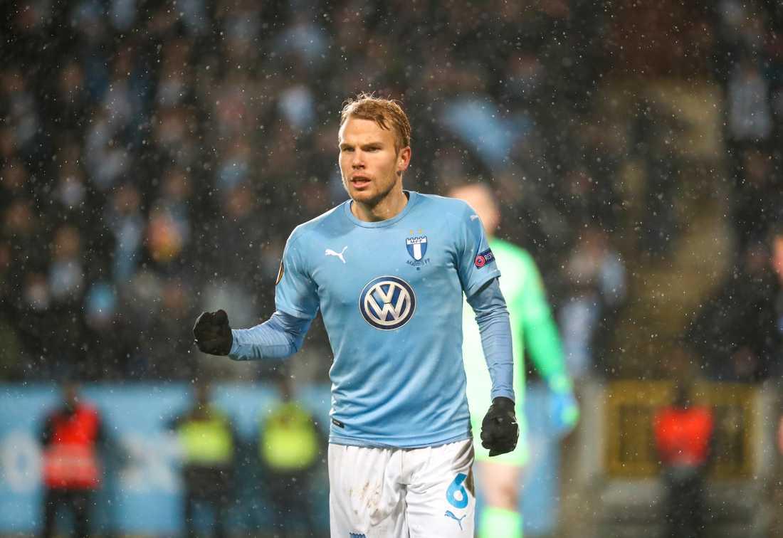 Malmö FF spelar gruppspel i Europe League i år