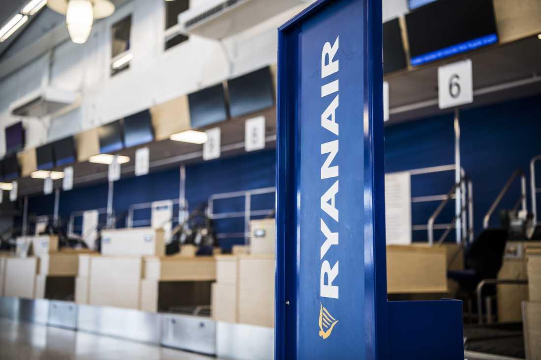 Många linjer försvinner när Ryanair lägger ner basen på Skavsta flygplats.