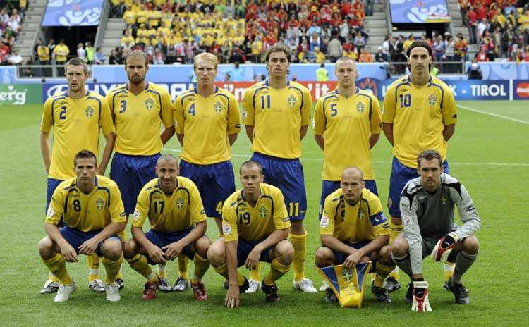 EM 2008. Detta skulle visa sig bli Ljungbergs sista stora mästerskap.