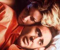"Elisabeth Shue och Nicolas Cage i ""Leaving Las Vegas"" från 1995."