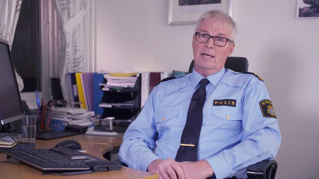 Håkan Carlsson, chef på CIRCA-gruppen