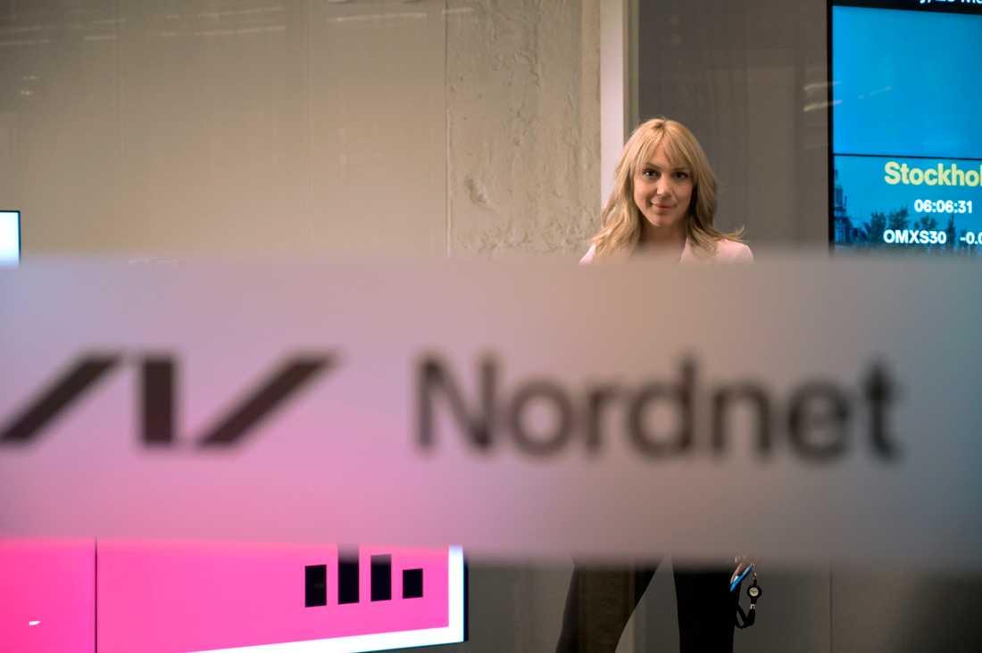 Enligt Nordnets sparekonom Frida Bratt kan det bli ett par jobbiga dagar för Tesla. Arkivbild.