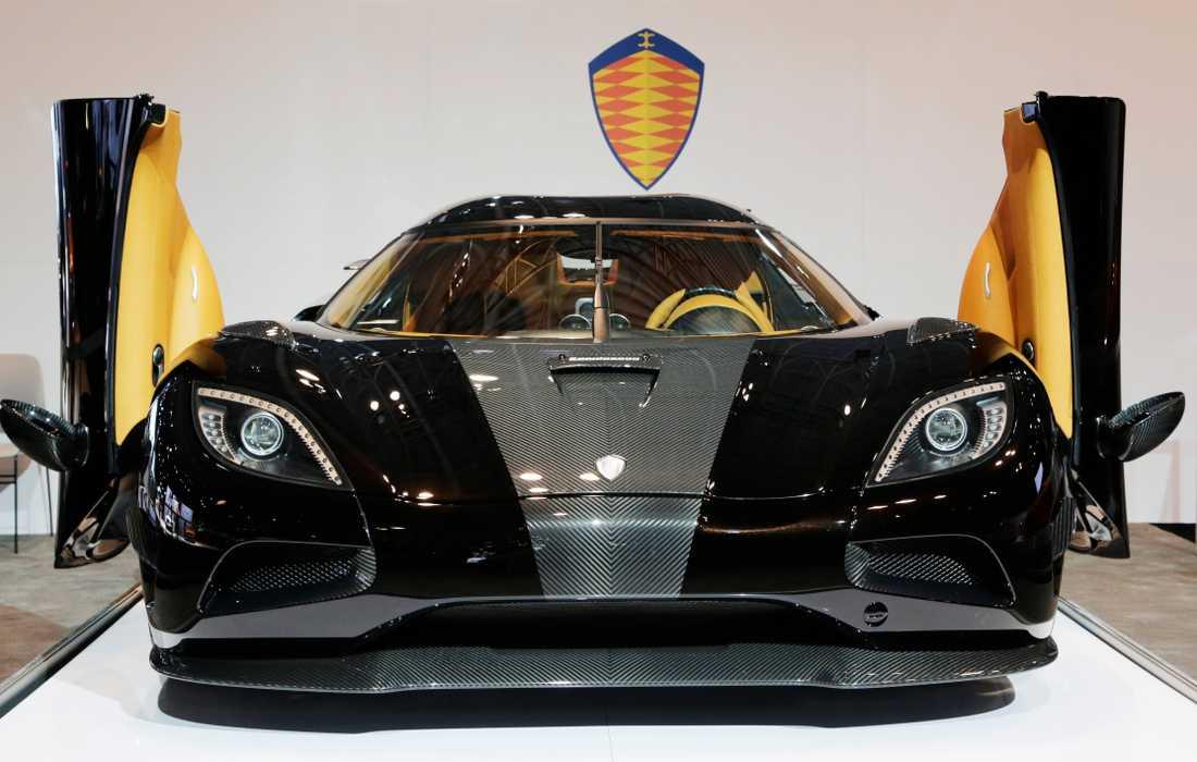 Sportbilstillverkaren Koenigsegg får enligt en uppgörelse en ny storägare i form av Nevs, som nyligen fått det kinesiska konglomeratet China Evergrande Group som majoritetsägare. Arkivbild