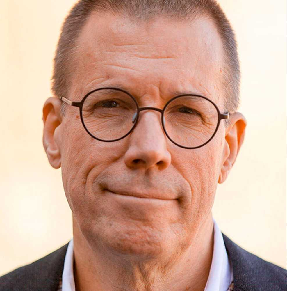 Fredrik Elgh, professor i virologi vid Umeå universitet.