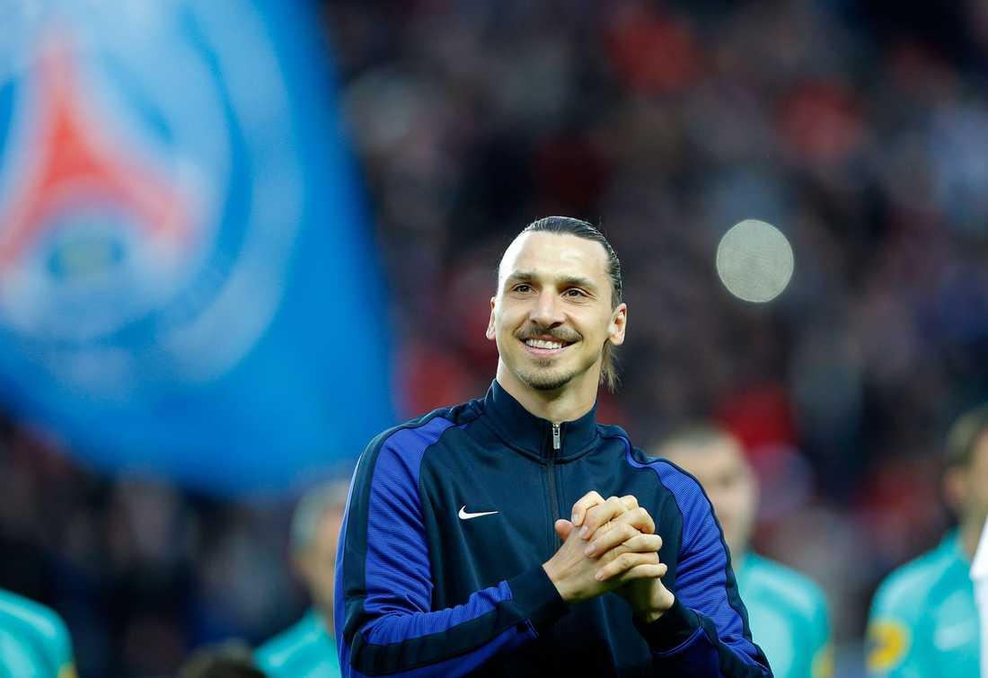 Zlatan får högre lön än i PSG.