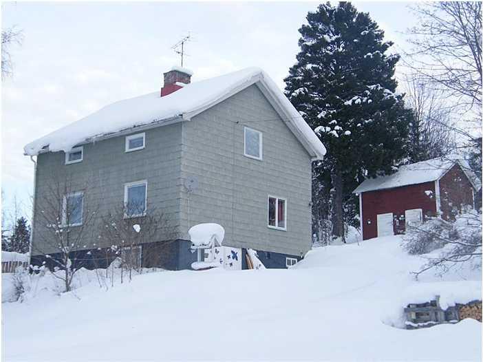 Västernorrland – Billigast Kramfors, 120 m², 90 000 kronor.