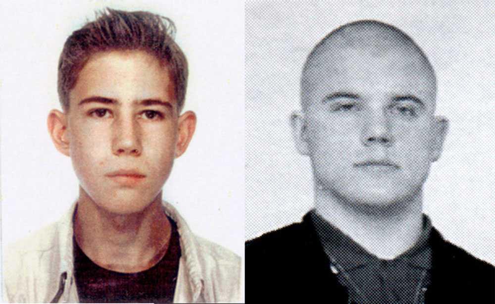 DÖMDES FÖR MORDET Hampus Hellekant och Björn Lindberg-Hernlund dömdes för mordet på Björn Söderberg.