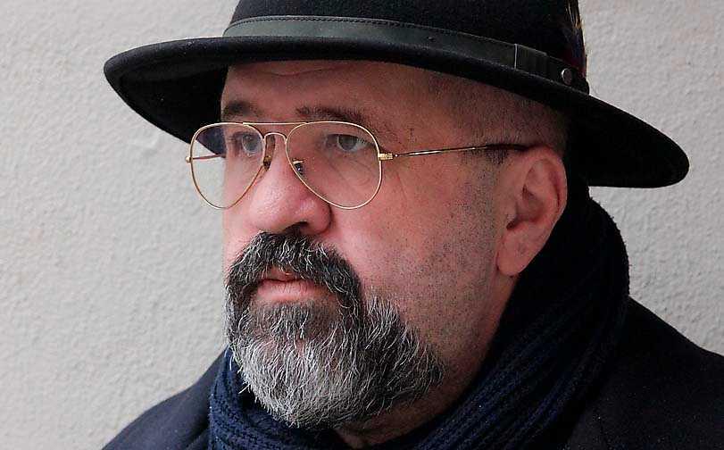 Författaren Amir Osmancevic ges ut på svenska för första gången.