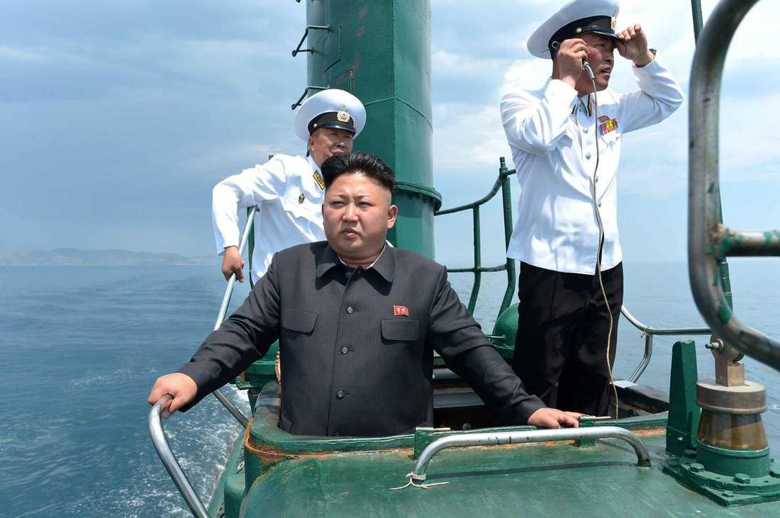 Besöket i Ryssland blir Kim Jong Uns första officiella statsbesök.