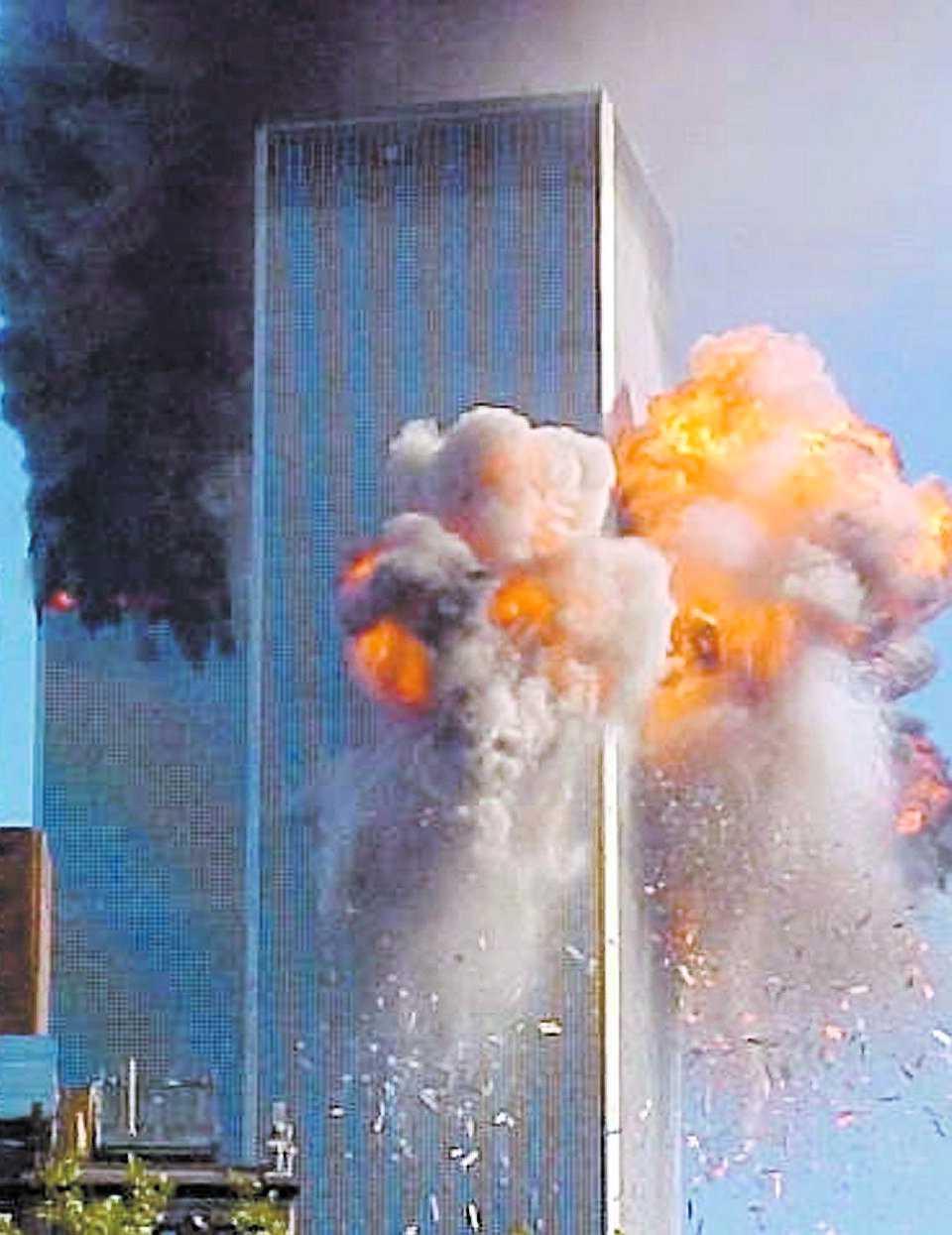 Tror inte på terror Det var USA som låg bakom terrorattackerna den 11 september 2001. Den teorin stöder riksdagsmannen Egon Frid i en tv-intervju.
