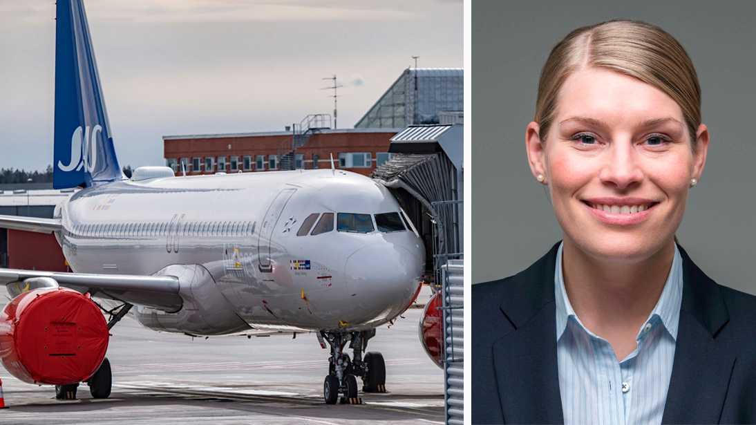 """""""Jag förstår att den här våren inte varit lätt för flygbolagen. Men det finns regler och lagar som gäller"""", säger Marianne Aagaard."""