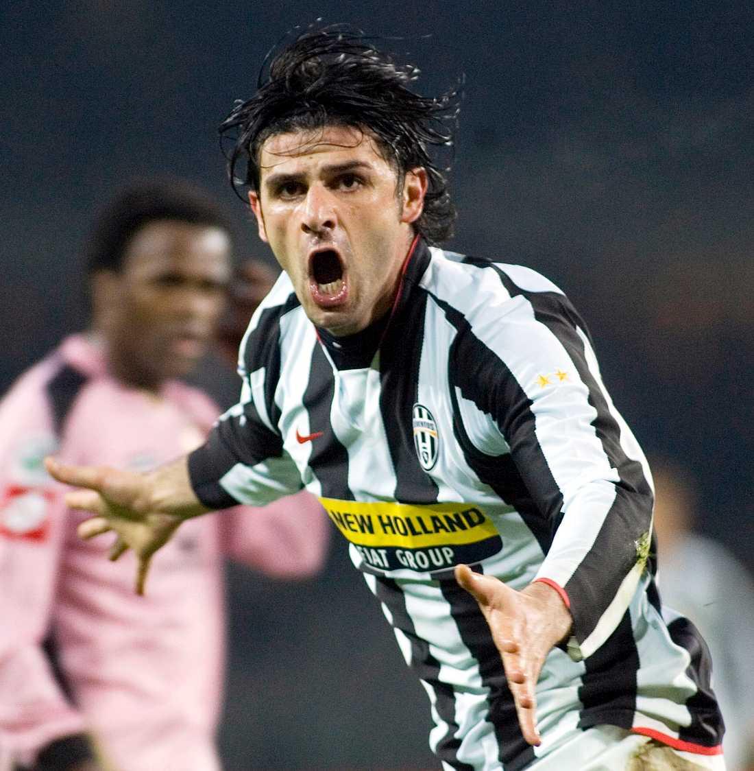 Vincenzo Iaquinta i Juventus.