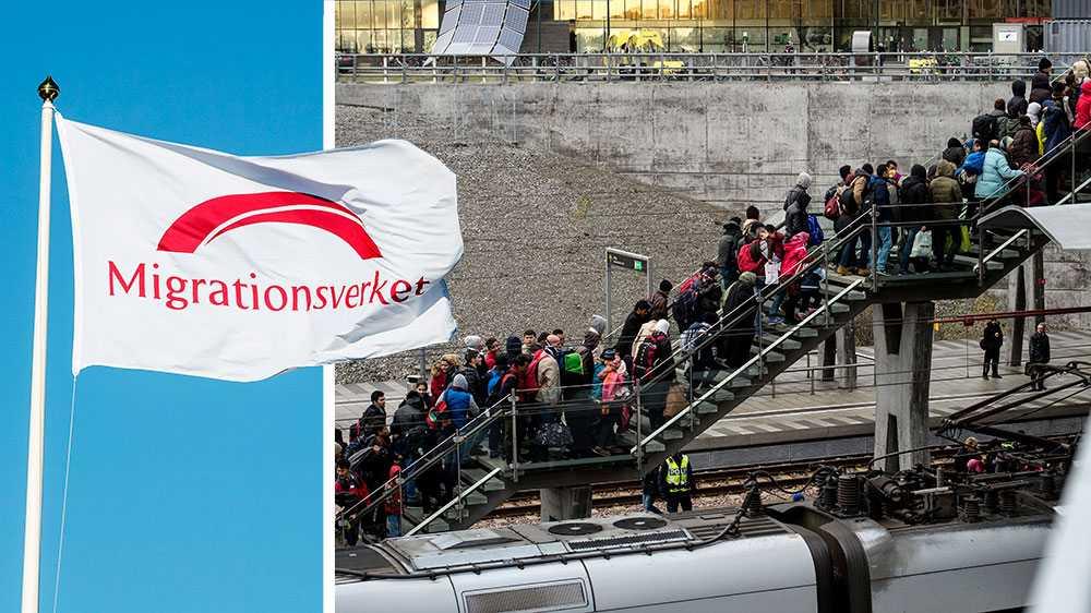 Migrationsverket slår ihop permanenta och tillfälliga uppehållstillstånd vilket får svensk flyktingpolitik att verka mer human än den faktiskt är, skriver debattörerna.