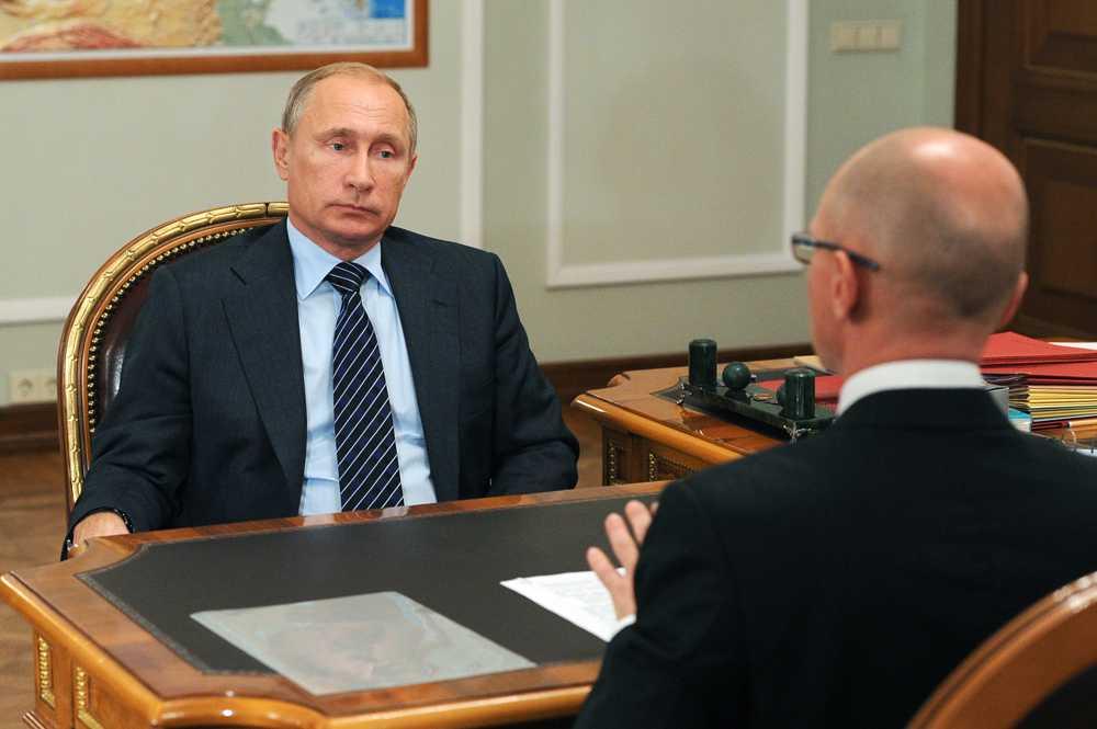 Låt Putin ta största fajten med IS, anser Donald Trump.