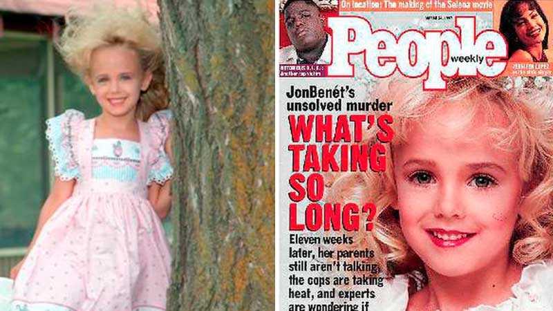 JonBenét Ramsey hittades död i familjens källare julhelgen 1996.