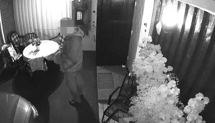 Hos ett äldre par i Bunkeflostrand misstänks 37-åringen ha använt en störsändare för att försöka stjäla parets bil.