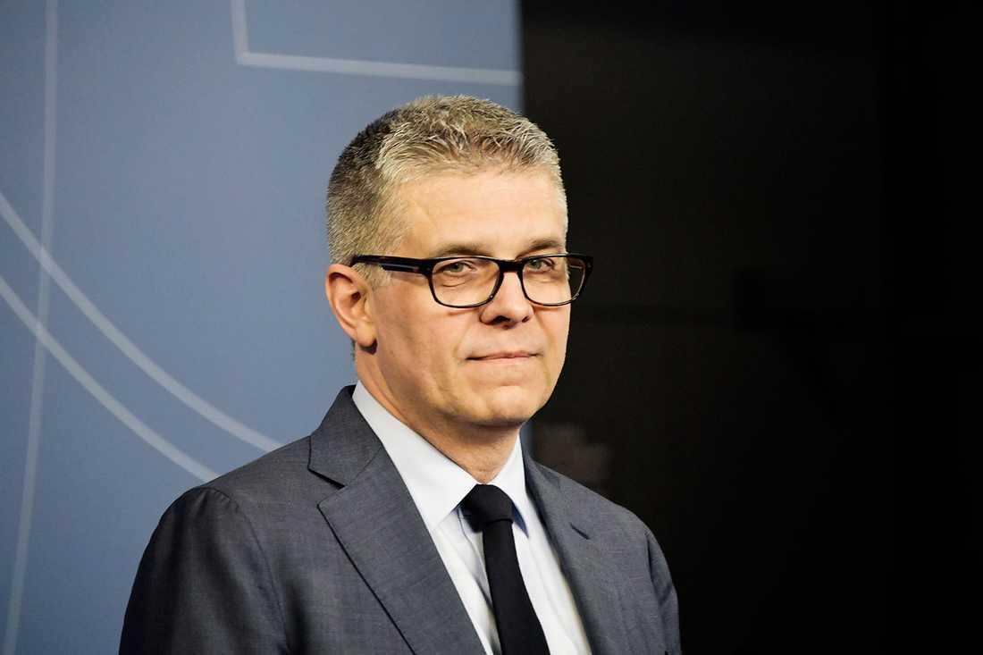 Anders Thornberg, rikspolischef.