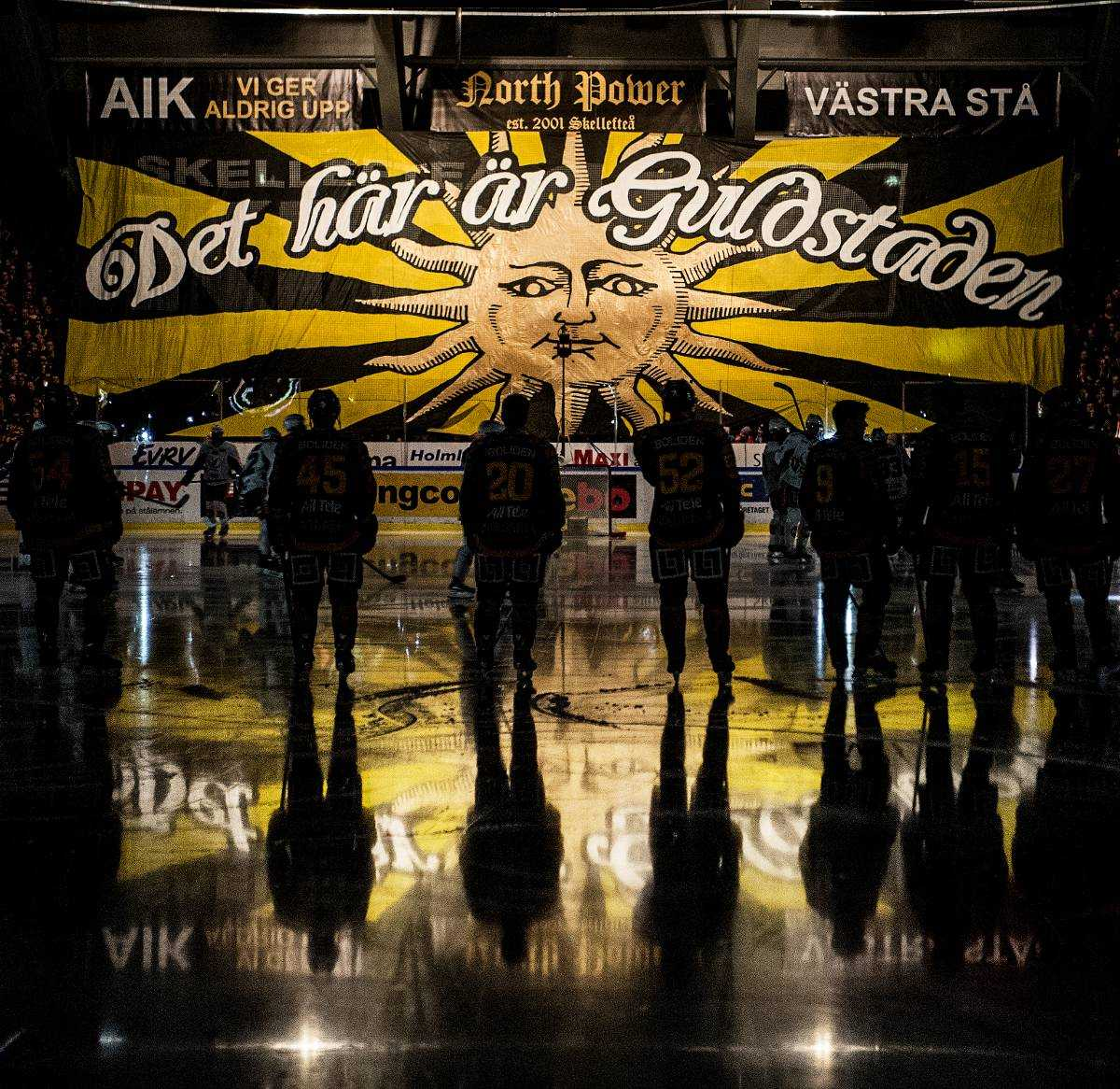 Nu ska de bli mästare Skellefteå är 60 minuter från sitt andra raka SM-guld. De har varit överlägsna hela säsongen, och frågan är vem som ska kunna slå dem nästa säsong.