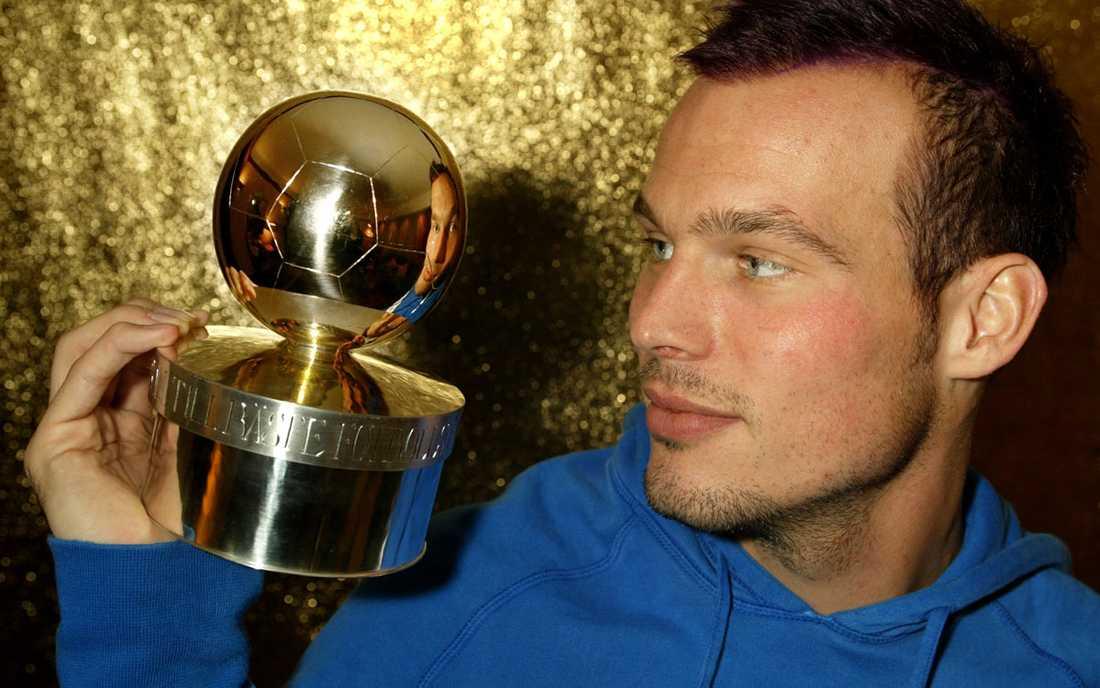 2002: Fredrik Ljungberg, Arsenal