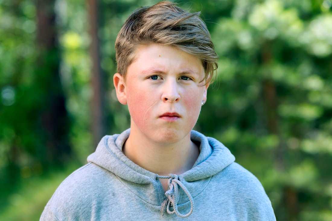 Liam, 14.